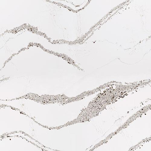 Rouleau granit - Quartz Cambria Annica