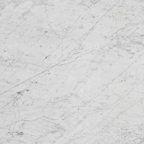 Rouleau granit - Marbre bianco carrara