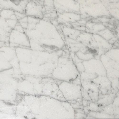 Rouleau granit - Marbre bianco venatino