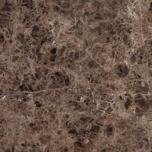Rouleau granit - Marbre marron imperial