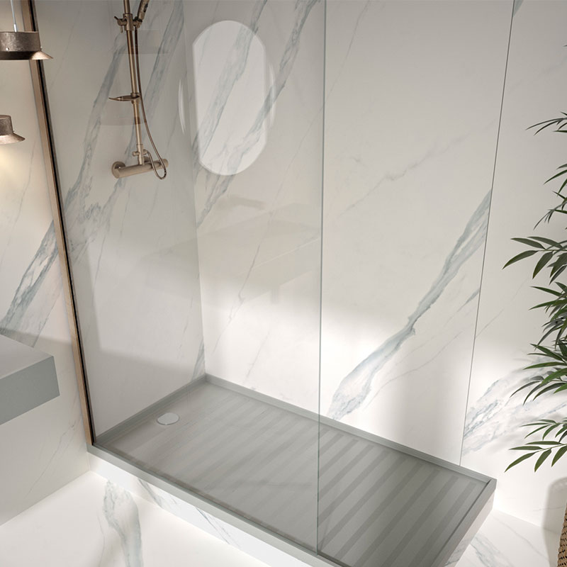Rouleau granit - Salle de bain Dekton